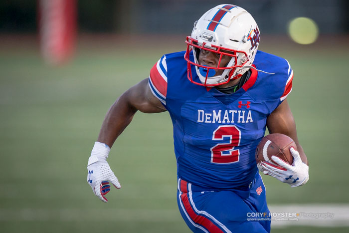 Imhotep vs. DeMatha